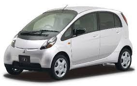 mitsubishi minicar