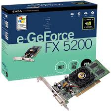 geforce fx 5200 vga