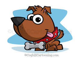 cartoon characters dog