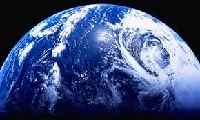 planet earth space