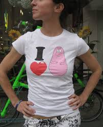 barbapapa t shirt
