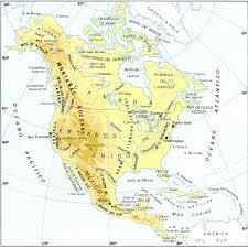 lagos de america del norte