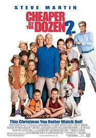 movies cheaper by the dozen