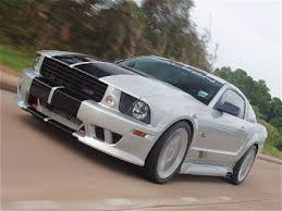 ford mustang saleen supercharged