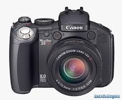 canon powershot s5 si