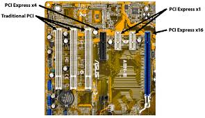 motherboards pci express