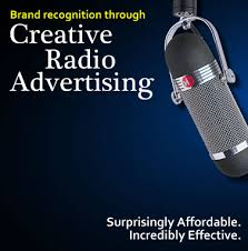 advertising radio