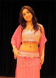 persian belly dance