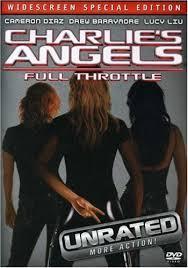 charlies angels dvd