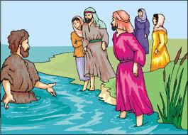 john the baptist bible
