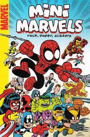 mini marvels comic