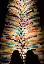 christmas tree in italy