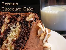 german chocolate cakes