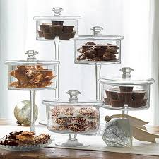 apothecary candy jar