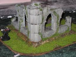 lord of the rings warhammer scenery