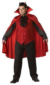 devil costume men