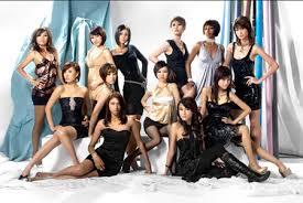 girls in skimpy clothing
