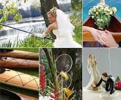 fishing wedding theme