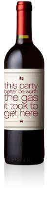 funny wine bottle labels