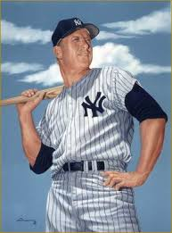 mickey mantle pictures