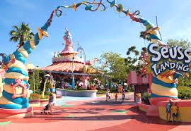 dr seuss theme park
