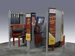 gaming stations