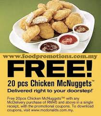mcdonald s coupons