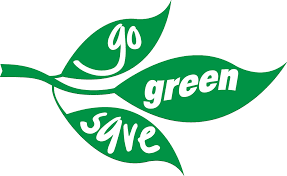 go green logo pictures
