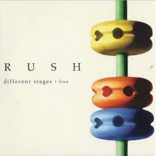 different stages rush