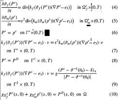 equation mathematique