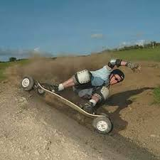 mountain skate boards