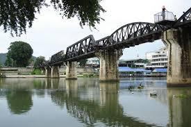 kanchanaburi bridge