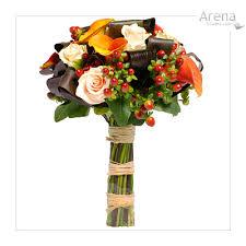 autumn flower bouquets