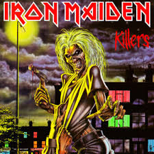 iron maiden cd covers