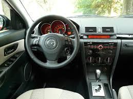 mazda 3 2008 interior