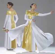 liturgical dance attire