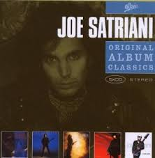 joe satriani cds