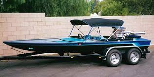 flat bottom jet boat