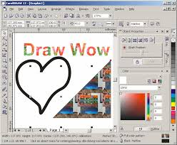draw corel