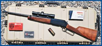 browning 308 lever action