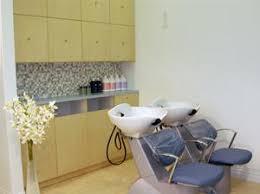 salon shampoo stations