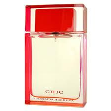 carolina herrera chic perfume