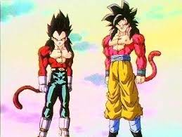 dragonball gt pictures