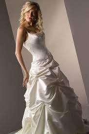 formal bridal dress