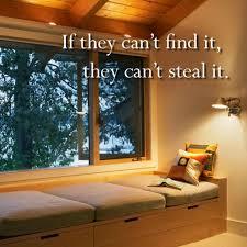 concealed safes