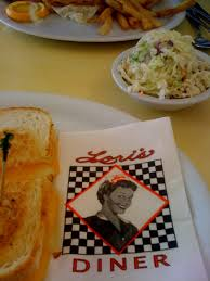 50s diner theme