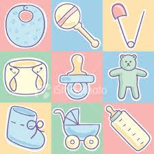cartoon baby items