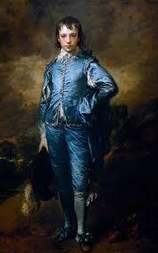 the blue boy gainsborough