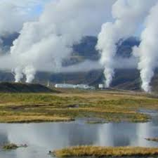 geothermal power production