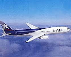avion lan chile